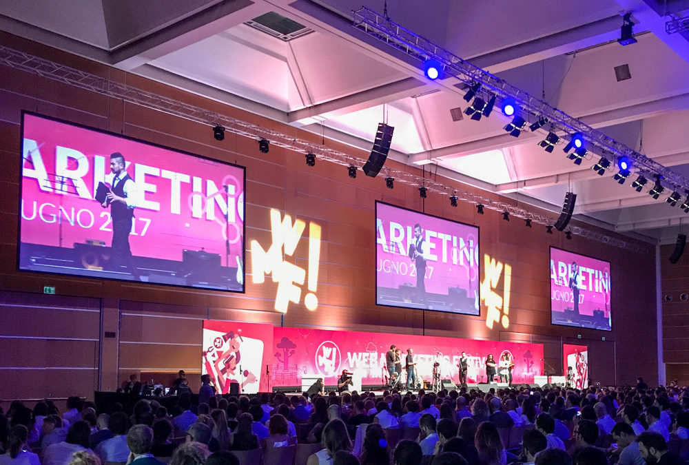 Web Marketing Festival – Rimini
